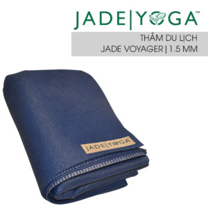 Thảm Yoga du lịch Jade Travel 1.5mm
