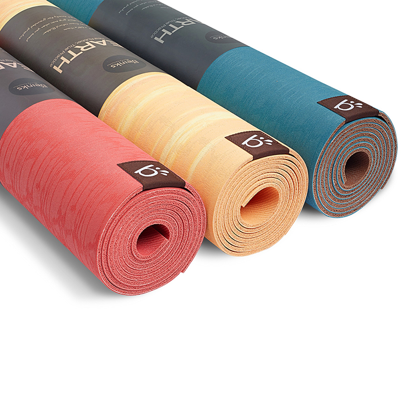 Thảm tập Yoga Siêu bám PU Beinks - b-Earth 4mm