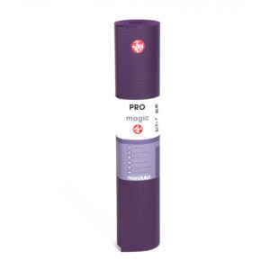 Thảm tập yoga Manduka – PRO 6mm - Black Magic- 1
