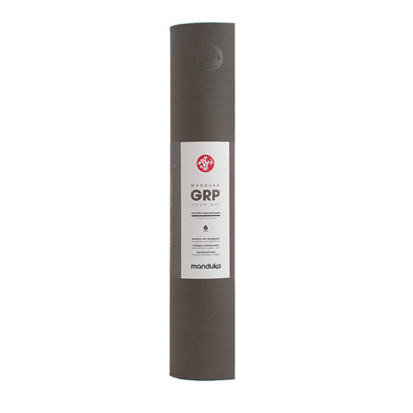 Thảm tập yoga Manduka GRP 6mm – Steel Grey